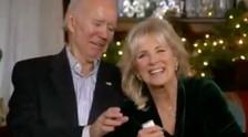 Não consegue fazer dois pedaços de papel funcionarem e quer atingir a América?  Biden, bilhete de passagem de ano: tudo ao vivo na TV |  Vídeo