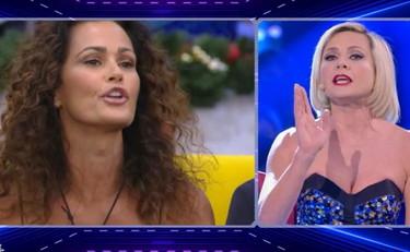 """Grande Fratello Vip, Antonella Elia cacciata? """"Vergogna contro Samantha De  Grenet"""", le costa carissimo – Libero Quotidiano"""