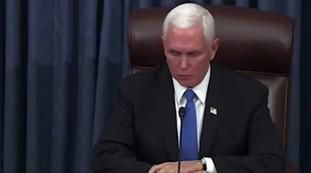 آیا اصلاحیه 25 ام برای ترامپ تمام شده است؟  طغیان استعفا و صدای بسیار سنگین: چه کسی جای او را می گیرد