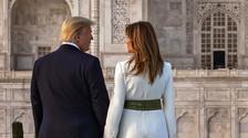شایعاتی وجود دارد که آخرین سخنرانی ملانیا ترامپ .... بمب در کاخ سفید: فاجعه ای جدید