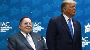La tragedia continua per Trump: Sheldon Adelson è morto, un duro colpo per il magnate