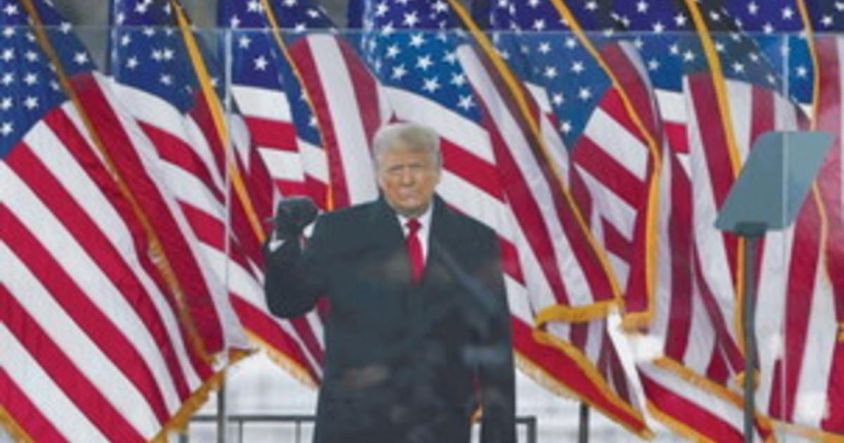 کودتا در ایالات متحده علیه ترامپ بود.  تظاهر خیالی ، اعتراف پر شور: آیا می دانید چه کسی آن را پذیرفته است؟