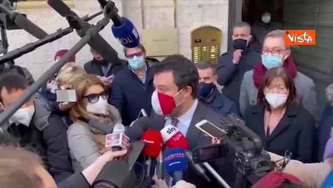 'Compravendita senatori?': l'oscuro presagio di Matteo Salvini