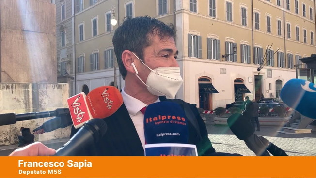 Governo, Sapia 'Conte è il nostro presidente'
