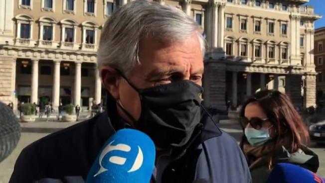 'Quale governo possiamo sostenere': Forza Italia, Tajani rompe gli indugi