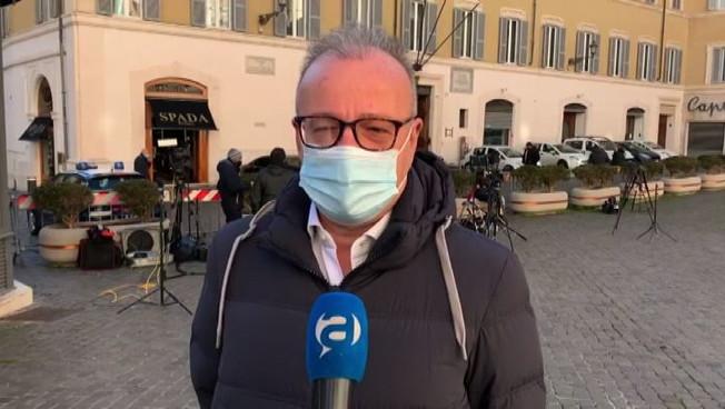 'Governo di unità nazionale con Conte premier'. Rotondi accelera, spiazzato pure Berlusconi