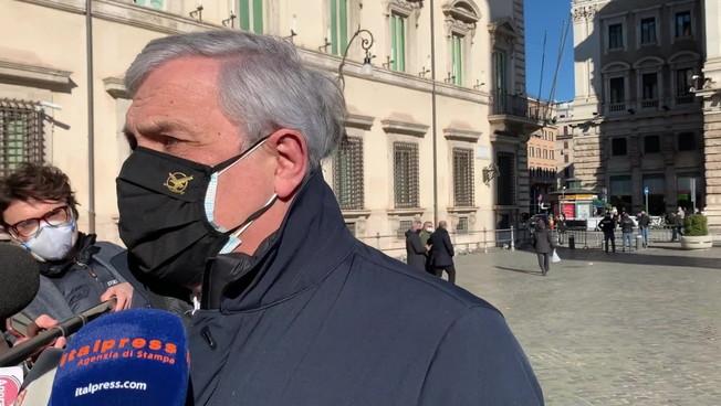 Tajani 'Forza Italia non esce dal centrodestra'