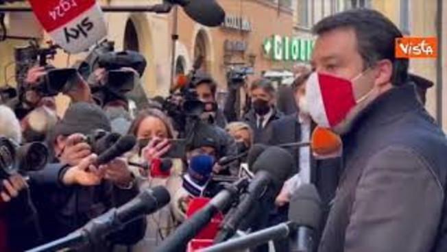 'La parola agli italiani'. Stop al mercato delle vacche, lo sfogo di Matteo Salvini