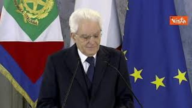 'Sta a noi evitare che si ripeta': giorno della Memoria, le parole di Sergio Mattarella