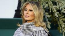 Melania Trump, un punto de inflexión radical tras despedirse de la Casa Blanca: La bomba de CNN, tardó poco ...