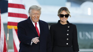 ¿Melania Trump echó de casa?  Vergüenza en Florida, demasiado mareado