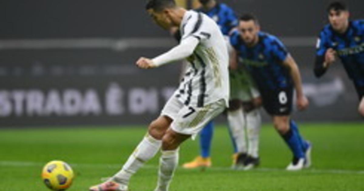Coppa Italia, la Juve si prende la rivincita sull'Inter: Cristiano Ronaldo firma il ritorno, ma non è finita