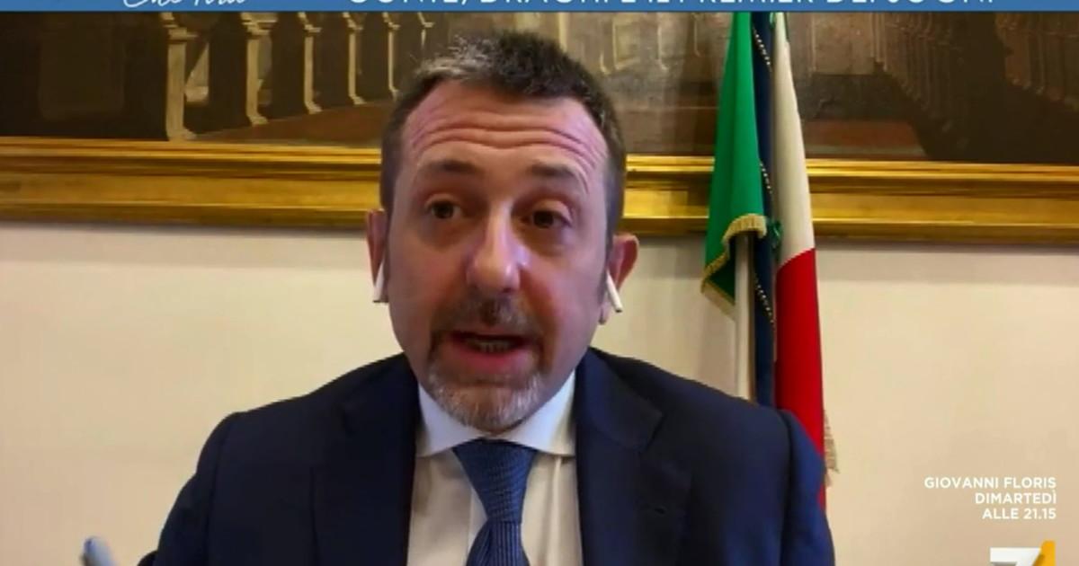 Il grande pubblico, Boldrini e Salvini. Dimmi come ... Adesso è guerra, fianco di Delmastro: la FdI apre il fuoco