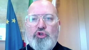 A reasonable speech.  Bonaccini sides with Salvini against the massacred Italians: does the alarm sound for Draghi?