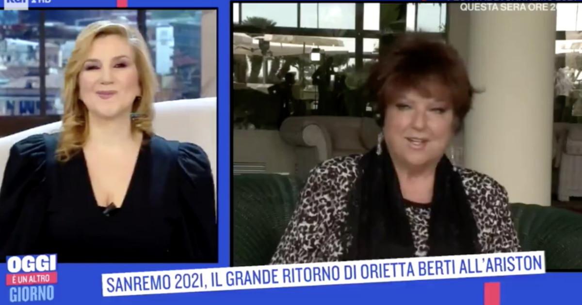 Sai con quale microfono ho cantato? Orietta Berti umilia gli altri big: la farsa svelata a Sanremo?