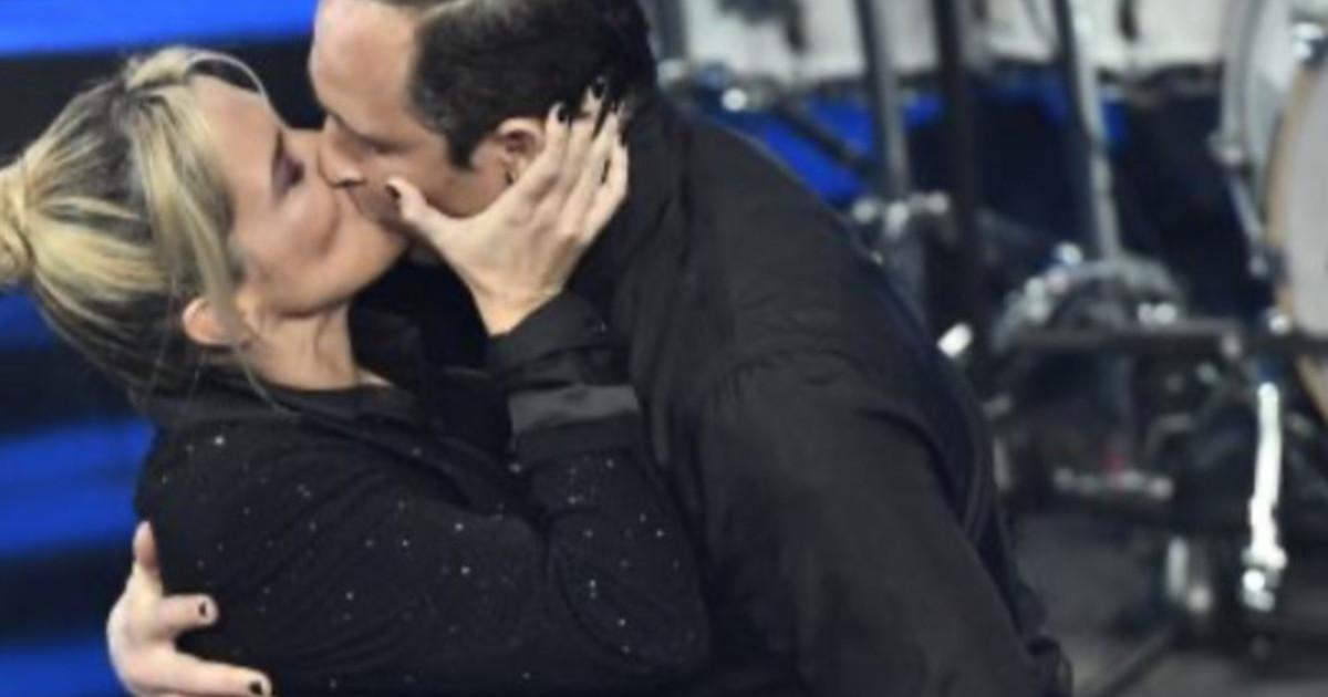 Sanremo 2021, Mattina .... Francesca Barra, confessione molto riservata su Claudio Santamaria