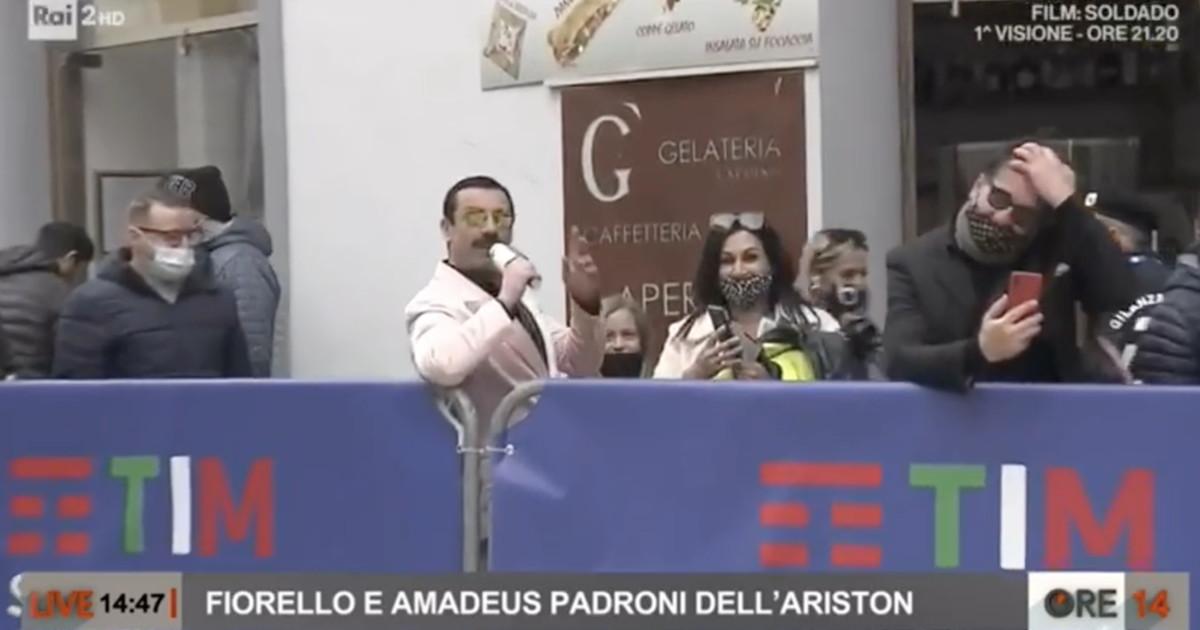 Quel sosia di Freddie Mercury? Già arrestato: grande affare a Sanremo, così catturato dalle telecamere