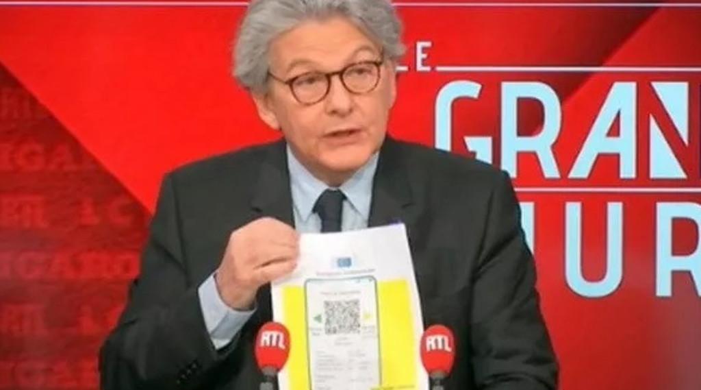 Oficial registrado en Europa en nombre de la lucha contra Covid: Aquí está el pasaporte de salud, escenarios inquietantes