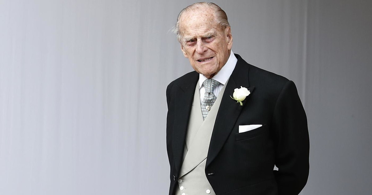 The foreigner.  And only the closest relatives know this.  Prince Philip, the disconcerting indiscretion: what he always had hidden