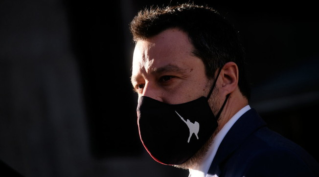 I already asked my cyclist.  Salvini after Open Arms, political reversal: not just hope, another head ready to jump?