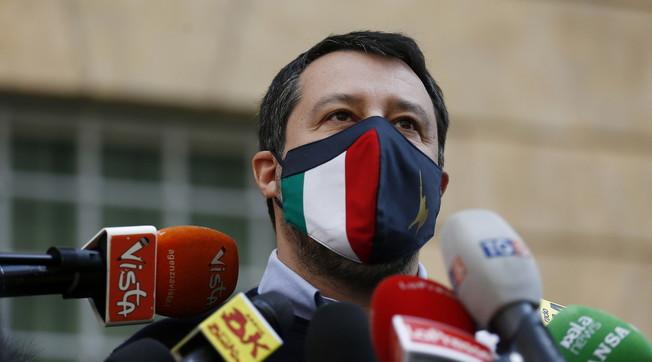 Sostenere Draghi, combattere le follie di Speranza. Matteo Salvini risponde a Vittorio Feltri: Perché sto al governo