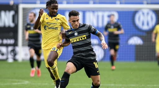 Inter supera Verona: Darmian ancora decisivo. Lo scudetto per i nerazzurri è a un passo