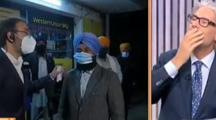 L'Italia razzista, messa in quarantena all'hotel Sheraton. E Del Debbio fa tacere l'immigrato indiano: Mamma mia ... | video