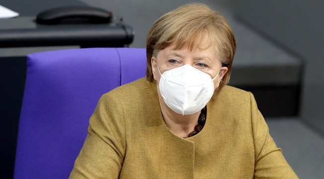 Anjika Merkel está ausente de la Cumbre de Vacunas de la Unión Europea.  ¿Con quién estás hablando?  Vergüenza alemana: Pfizer y AstraZeneca, ahora todo está claro