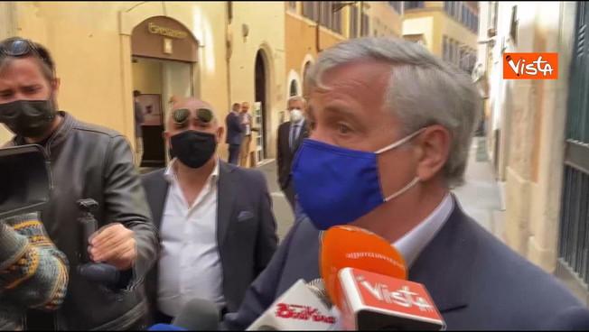 Mario Draghi, niente stipendio da premier? 'Anche Berlusconi rinunciò a tante cose...', le parole di Tajani