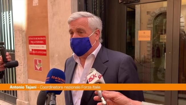 Amministrative, Tajani: 'Spero Bertolaso e Albertini ci ripensino'