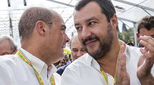 Nothing, it seems .... Salvini, sensational stolen sentence: Never so horrible, Gingerbread and Pitini insulted