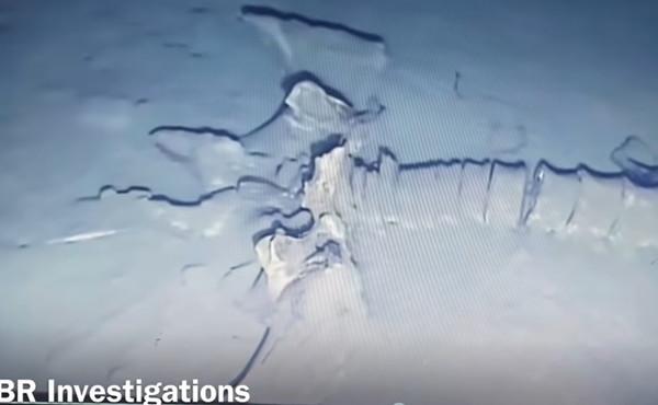 Mediterraneo, lo scheletro trovato a 830 metri di profondità: l'ipotesi sconvolgente, cosa state vedendo