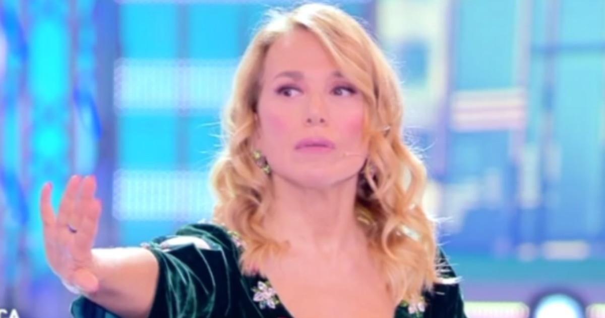 I said go away.  Brawl and push from Barbara Durso: forced to summon the Carabinieri