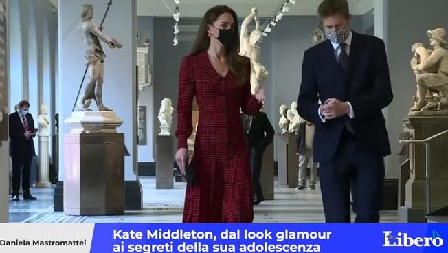 Kate Middleton, dal look glamour ai segreti della sua adolescenza