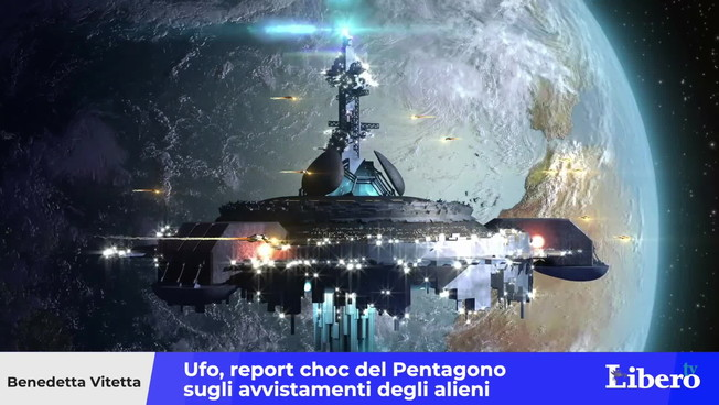 Pentagon shock report on UFOs, other than science fiction