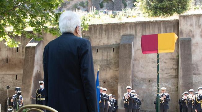 Scar to Ciampi, Background: The Wrath of Sergio Mattarella.  After Virginia Raggi's historic asshole...