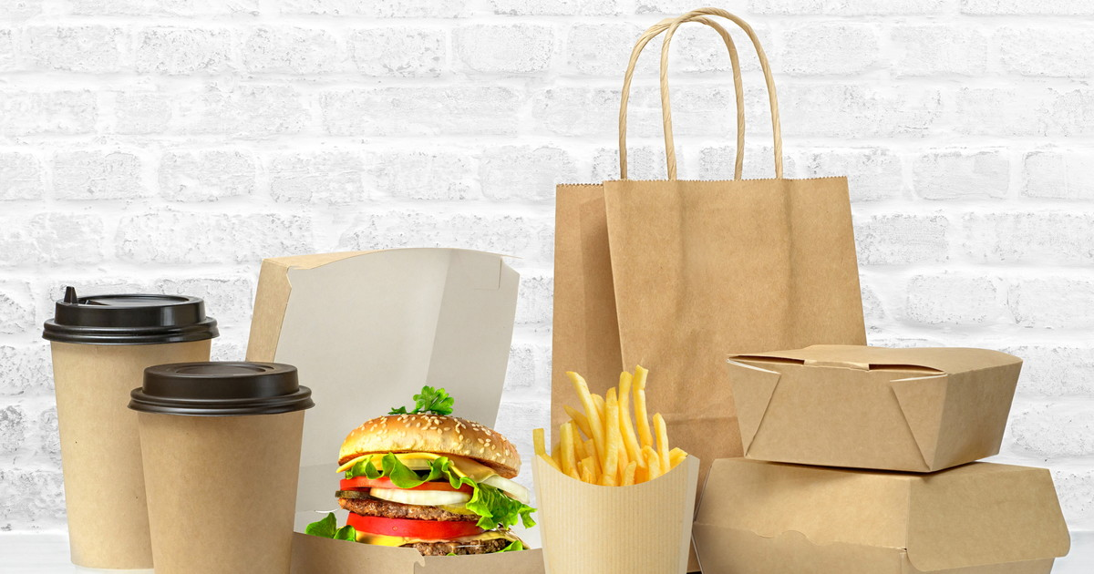Fast food, sour packs: the study, what sandwiches to wrap.  significant health risks
