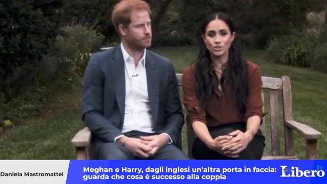 Meghan et Harry, des Britanniques une autre porte en face : regardez ce qui est arrivé au couple