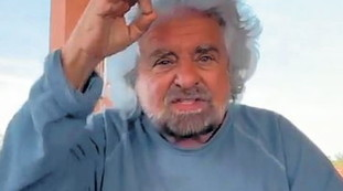 Traitor of the West and infiltrator of the worst dictatorship: Sallusti, who is Beppe Grillo (and who moves him)