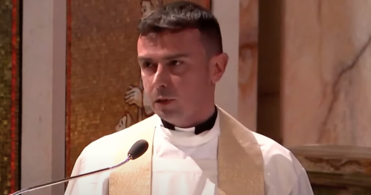 The new man of Pope Francis?  Don Luigi, 40: who he is and why he is already shaking the Vatican