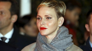Contracted in South Africa.  Princess Charlene, here's your disease: drama details