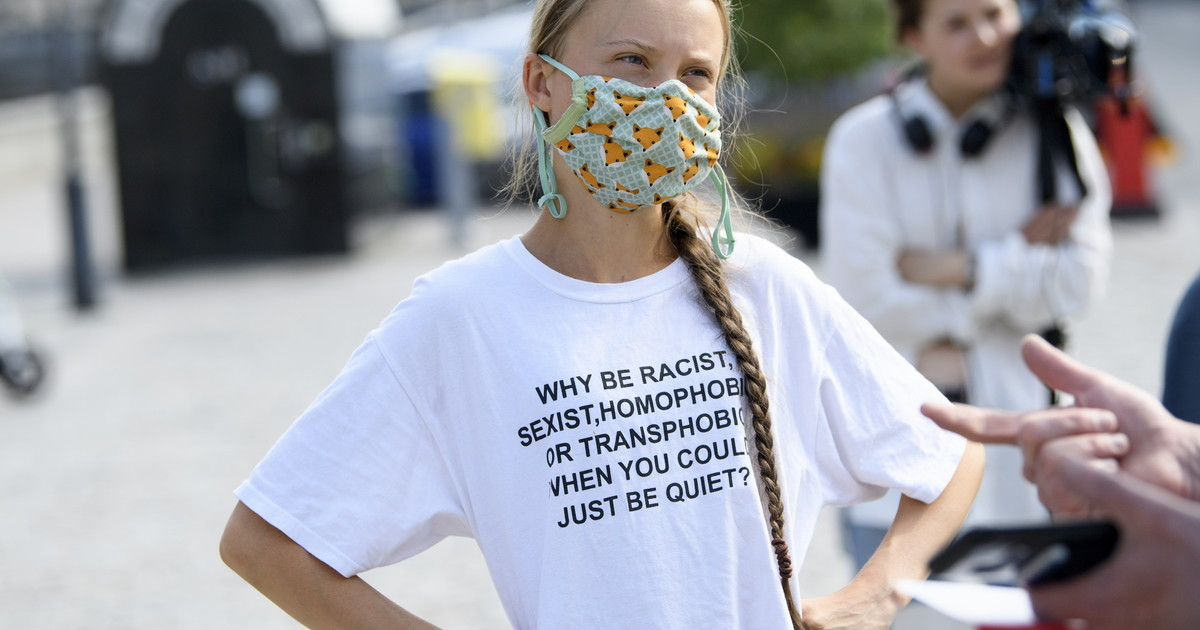 Because this is just the beginning.  Greta Thunberg, Beyond the Nightmare: What the Environmental Taliban Knows.  Hot killer, what awaits us