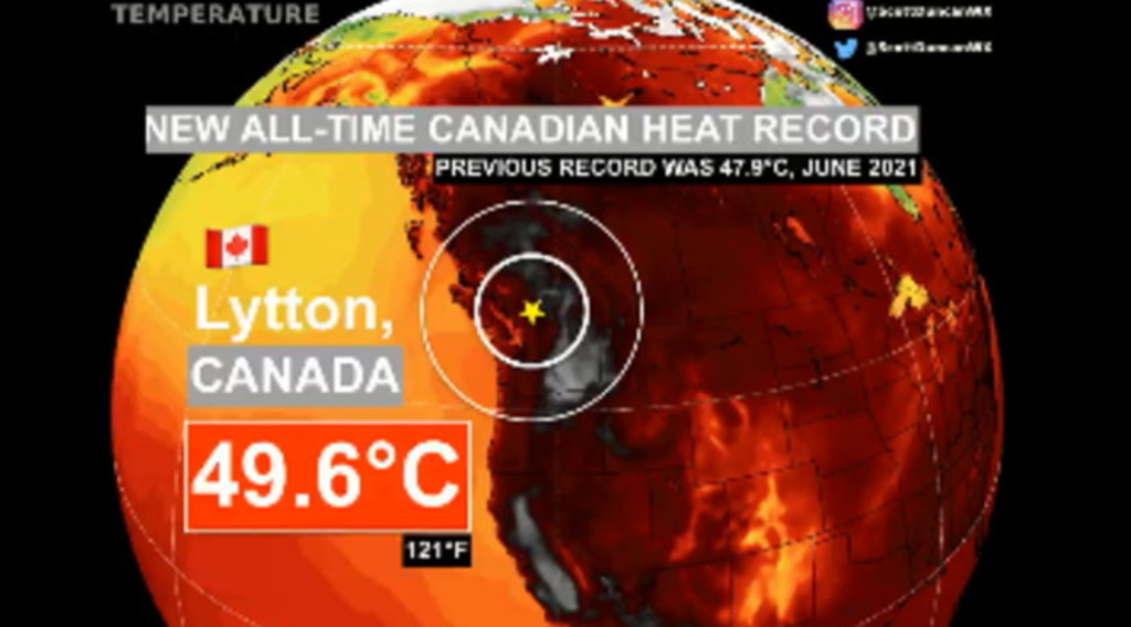 Weather, dozens of sudden deaths.  Heat bubble, record temperatures of 49 degrees, the massacre that shocked the world