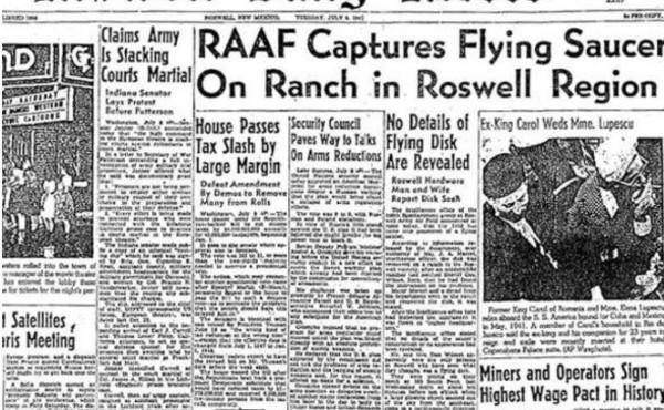 """Ufo, nel giorno di Roswell complottisti scatenati: """"Provate ad andare sulla pagina degli alieni"""", scoperta sconcertante"""
