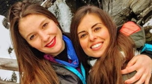 All in 5 minutes.  Paola and Martina are killed by the cold of Monte Rosa, survivor speaks: how he saw them die