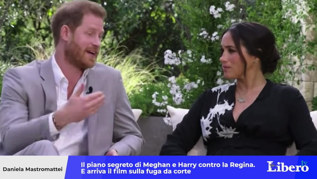 Meghan Markle and Prince Harry, secret plan against Queen Elizabeth: the royal expert speaks