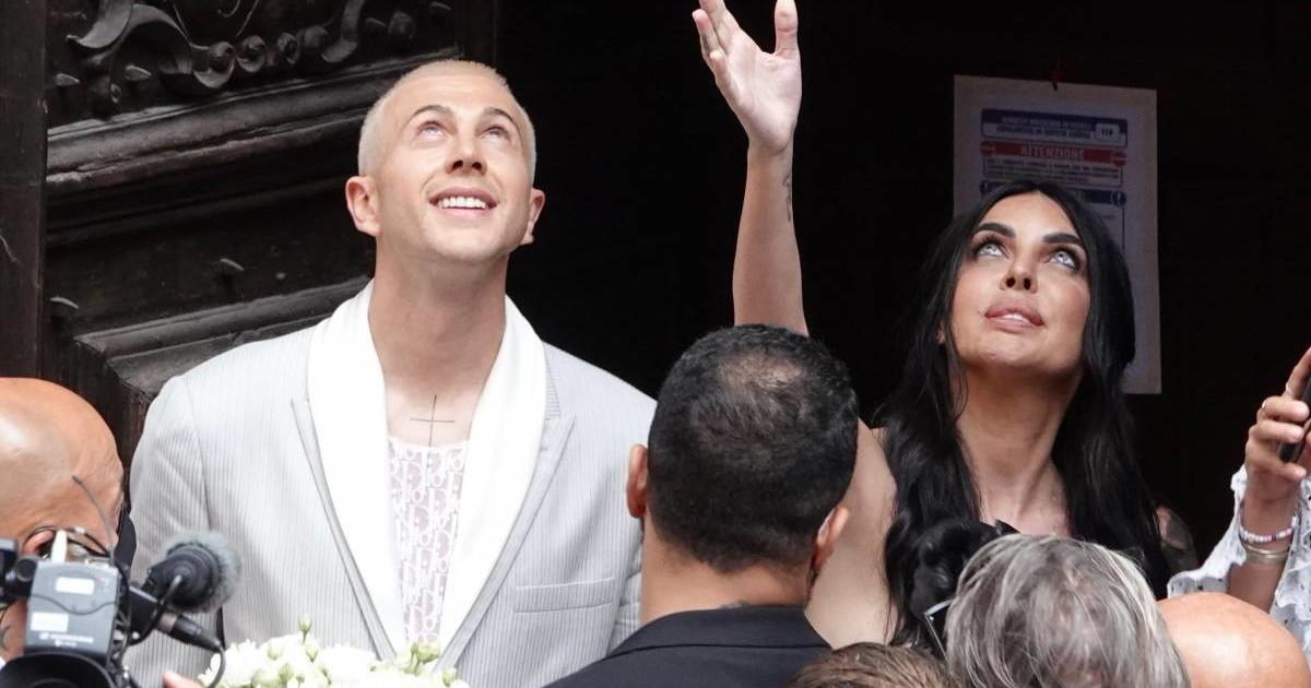 Federico Bernardeschi, a ruined wedding.  Veronica Ciardi, the angry reaction against Sarah Nile: Really?