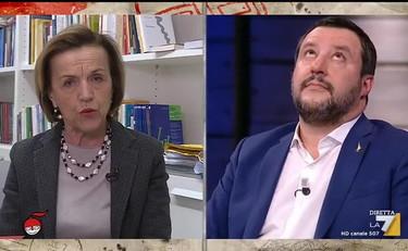 """Matteo Salvini contro Elsa Fornero consulente nel governo: """"Interrogazione  Lega al ministro Orlando"""" – Libero Quotidiano"""