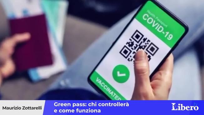 GreenPass, quién nos está revisando y cómo funciona: todo lo que necesita saber a partir del 6 de agosto
