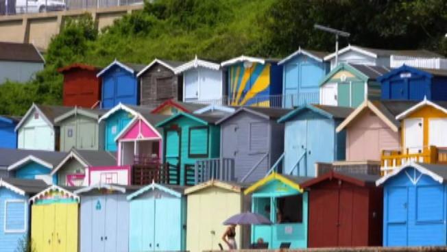 Vacanze in stile inglese, spopolano le 'beach hut' in pandemia